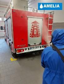 Dezynfekcja pomieszczeń, odkażanie, ozonowanie pomieszczeń z lampami UV-c zamgławianie pomieszczeń Gdańsk CAŁA POLSKA Tel. 690-811-662