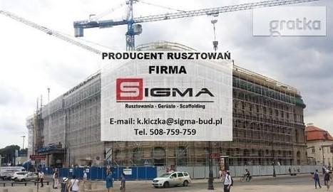 RUSZTOWANIA OPOLE - Każdy Typ - Dostawa Cała Europa - Polski Producent
