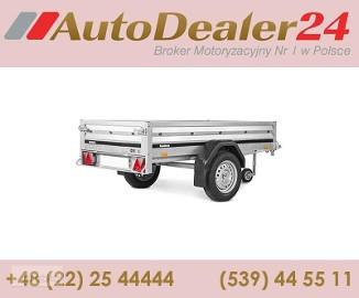AutoDealer24.pl [NOWA FV Dowóz CAŁA EUROPA 7/24/365] 203 x 116 x 35 cm Brenderup 1205S