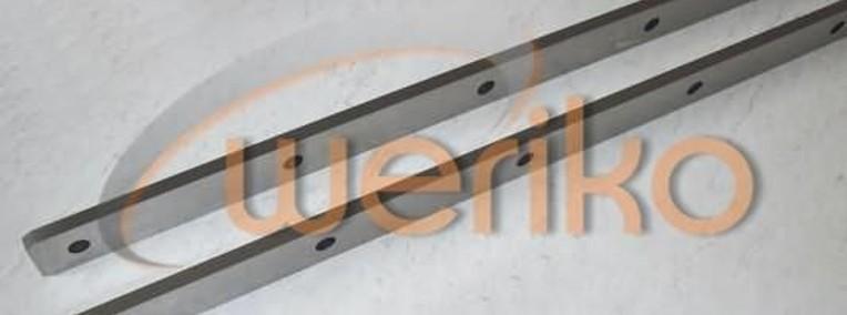 Noże do gilotyn NTA 3150/16 – FIRMA WERIKO-1
