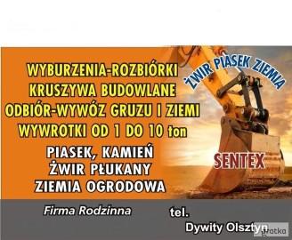 sprzedaż ziemi ziemia ogrodowa ogrodnicza do ogrodu w Olsztynie humus