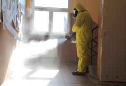 Dezynfekcja, ozonowanie,usuwanie wirusów,bakterii, dezodoracja  24/7 Świebodzin