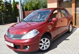 Nissan Tiida I [C11] 1,6 benz.110 KM Klimatronik Bluetooth Halogeny Chr