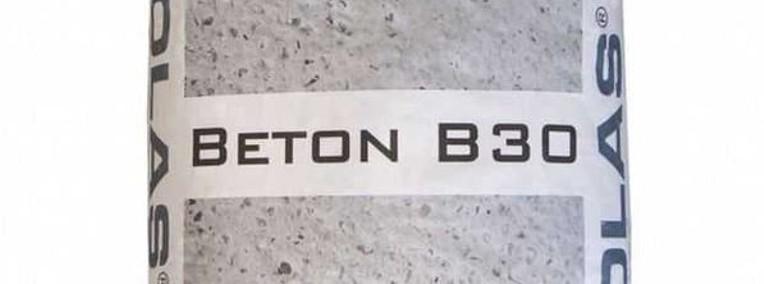 Beton B-30 worek 25kg Rolas gotowa zaprawa posadzki ogrodzenia remont-1