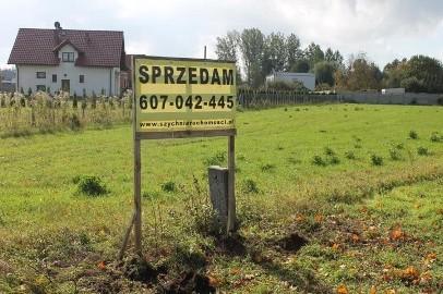 Działka budowlana Pobiedziska, ul. Dworcowa