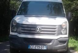 Volkswagen Crafter 35 TDI (11m3)