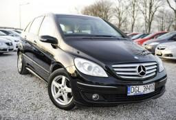 Mercedes-Benz Klasa B W245 * ROK PISEMNEJ GWARANCJI * Jasne Skóry * Podgrz. Fotele * Tempomat *