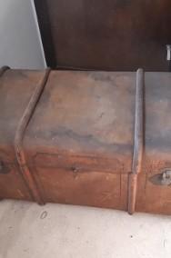 Antyczny kufer podróżny-2