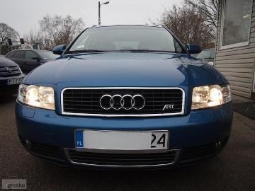 Audi A4 II (B6) 1.9 TDi 130KM KOMBI KLIMATRONIC PODGRZEWANE FOTELE