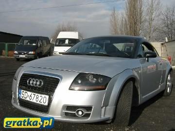 Audi TT I (8N) TT 1.8T QUATRO