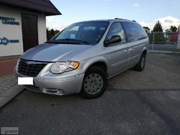 Chrysler Town & Country IV Wersja Grand Zarejestrowany Gaz