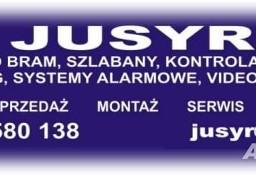 Napęd automat bramy 2 skrzydłowej rozwiernej FAAC 414 Chrzanów Kraków