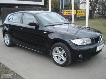BMW SERIA 1 I Wł.z NIEMIEC 199 Tyś.klima ,alu,Zadbana!!!