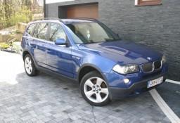 BMW X3 I (E83) 2.0d X-Drive 4x4 150 Ps 1 rej. 4/2008
