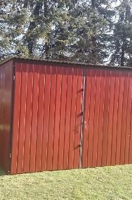 Garaż Borek-2