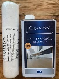 Ciranova Maintenance oil clear MATT Kraków