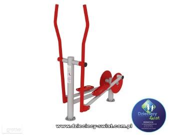 Orbitrek siłownia zewnętrzna fitness plac zabaw