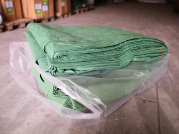 Nowa włóknina/fliz do okrywania stogów słomy, siana