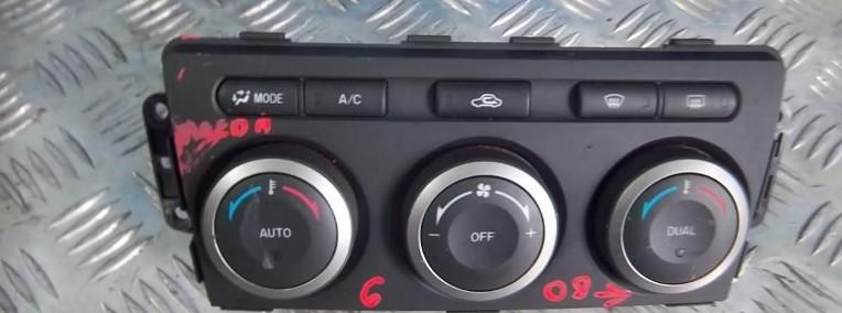 MAZDA 6 PRZEŁĄCZNIK KLIMATYZACJI 08-13 Mazda-1