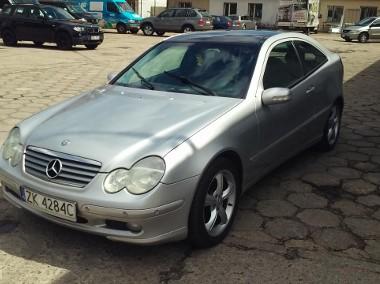 Mercedes-Benz Klasa C W203 Sport Coupe-1