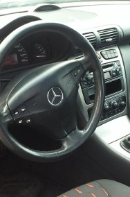 Mercedes-Benz Klasa C W203 Sport Coupe-2