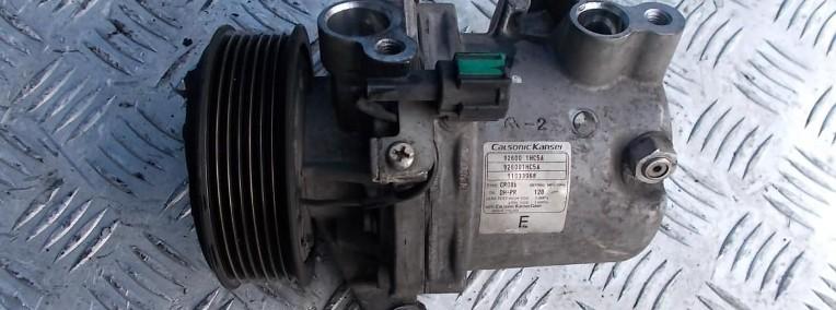 NISSAN MICRA K13 SPRĘŻARKA KLIMATYZACJI 1.2 12V 92600-1HC5A 2010-2013 Nissan Micra-1