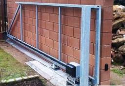 Brama + Napęd CAME BX PLUS, brama przesuwna 350cm /możliwy montaż