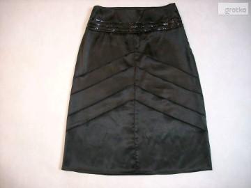 ORSAY Elegancka Spódnica CEKINY 32 34 XXS XS