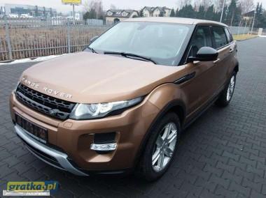 Land Rover Range Rover Evoque Dynamic Demo Dealera Oferta specjalna-1