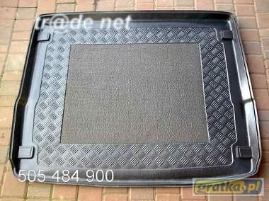 FORD FOCUS II kombi mata bagażnika - idealnie dopasowana do kształtu bagażnika Ford Focus-1