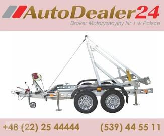 AutoDealer24.pl [NOWA FV Dowóz CAŁA EUROPA 7/24/365] 240 x 145 cm Wiola Kablowa