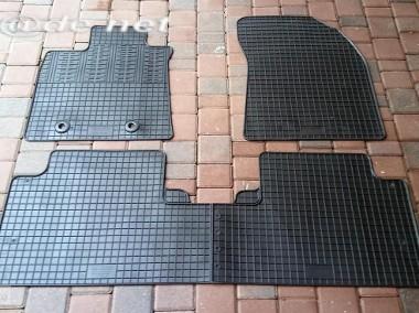 TOYOTA AVENSIS T27 od 02.2009 do 2015 r. dywaniki gumowe wysokiej jakości idealnie dopasowane Toyota Avensis-1