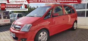 Opel Meriva A 1.6 105 KM Benzyna+GAZ climatronic opł. gwarancja