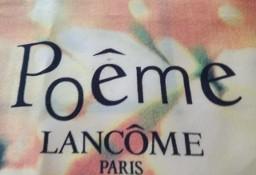LANCOME PARIS/Wytworna apaszka biznesowa, szal, chusta z Paryża