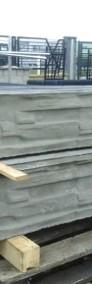Kamień łupany na słupki ogrodzeniowe 25x25x25-4