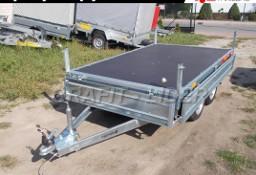 TM-071 przyczepa Transporter 2515/2, 254x153x30cm, towarowa, lekka, DMC 750kg