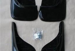 FIAT GRANDE PUNTO od 2005 do 2018 r. chlapacze gumowe komplet 4 sztuk blotochronów Fiat Punto
