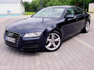 Audi A7 I (4G) 3.0 TFSI 300 KM Quattro S-Tronic TYLKO 95 TYS Bezw
