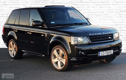 Land Rover Range Rover Sport 5,0 Supercharged 510 Ideał Harman+ACC+Szyber