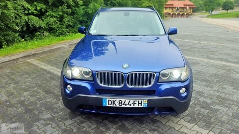 BMW X3 I (E83) 3.0d 218PS Skóra Navi Panorama 4x4