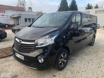 Opel Movano III Movano 1.6 Diesel 125 KM 9-osobowy VAT 23%
