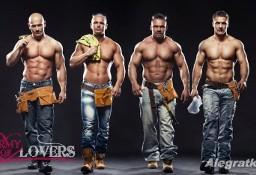 Striptizer Września  , Tancerz erotyczny , Chippendales , striptiz męski ,