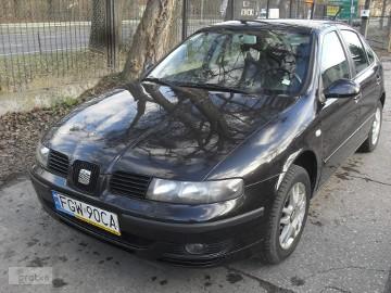 SEAT Leon I 1.6 16 V zarejestr.salon pl.klimatyzacja ZAMIANA