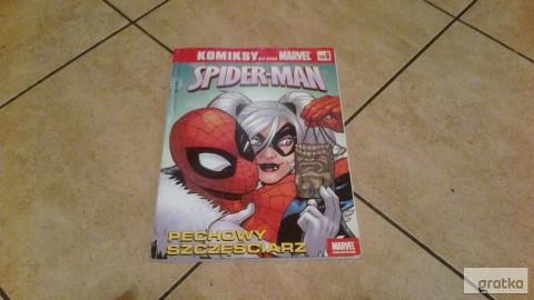 Komiksy dla dzieci Marvel #06: Spider-Man. Pechowy szczęściarz