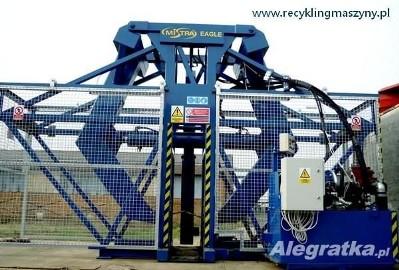 Maszyna do recyklingu opon