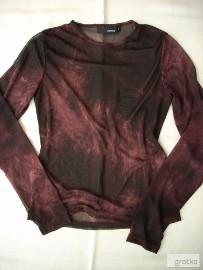 H&M Hennes bluzka Siateczka 34 36 S