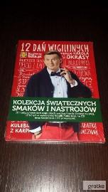 Kolekcja Świątecznych smaków i nastrojów DVD+CD