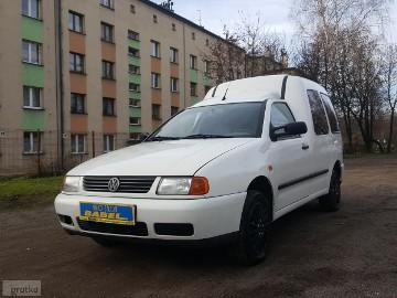 Volkswagen Caddy II Bezwypadkowe / 1,4 benzyna /