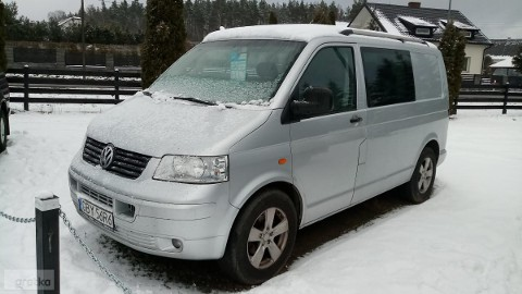 Volkswagen Transporter T5 5 Osób Holenderska Zabudowa *Tablice PL*