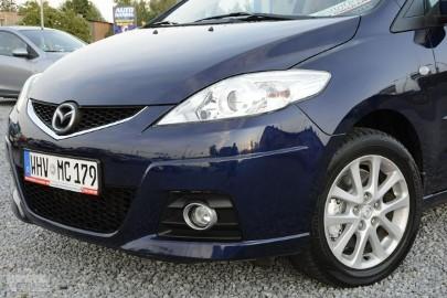 Mazda 5 I Z Niemiec 138tys km 1,8 16v 140 KM Gwarancja Vip Webasto